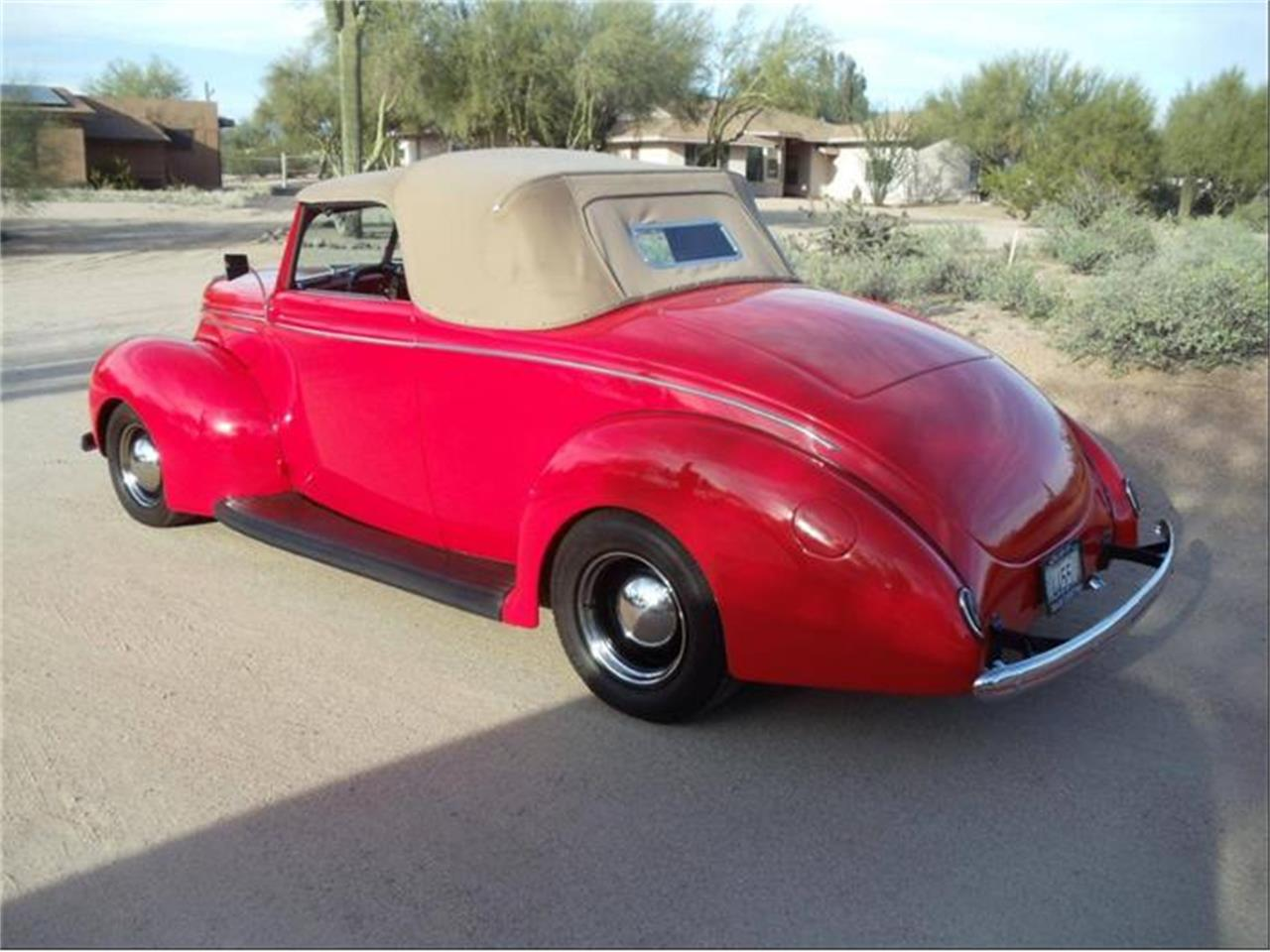 Large Picture of Classic 1939 Ford Roadster located in Arizona Auction Vehicle Offered by Autostore Unique - GPN5