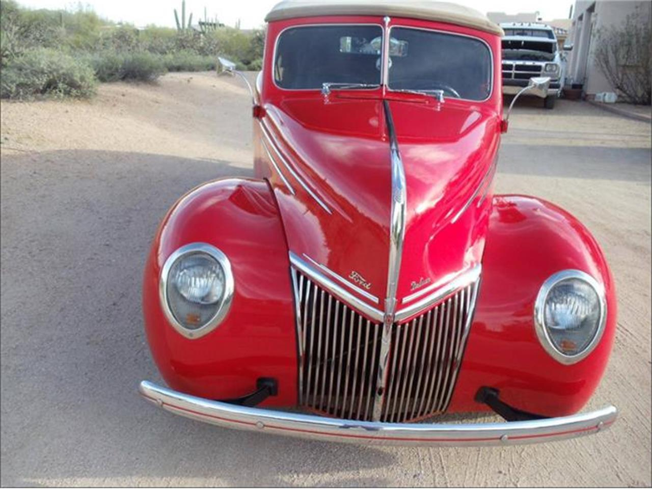 Large Picture of 1939 Ford Roadster located in Scottsdale Arizona - GPN5