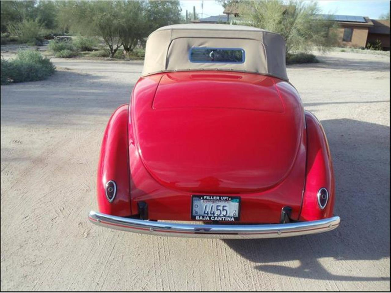 Large Picture of Classic '39 Ford Roadster Offered by Autostore Unique - GPN5