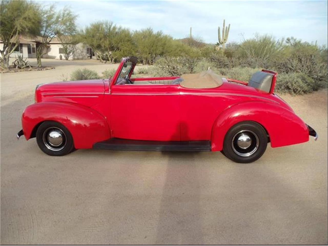 Large Picture of Classic '39 Ford Roadster located in Arizona Auction Vehicle - GPN5