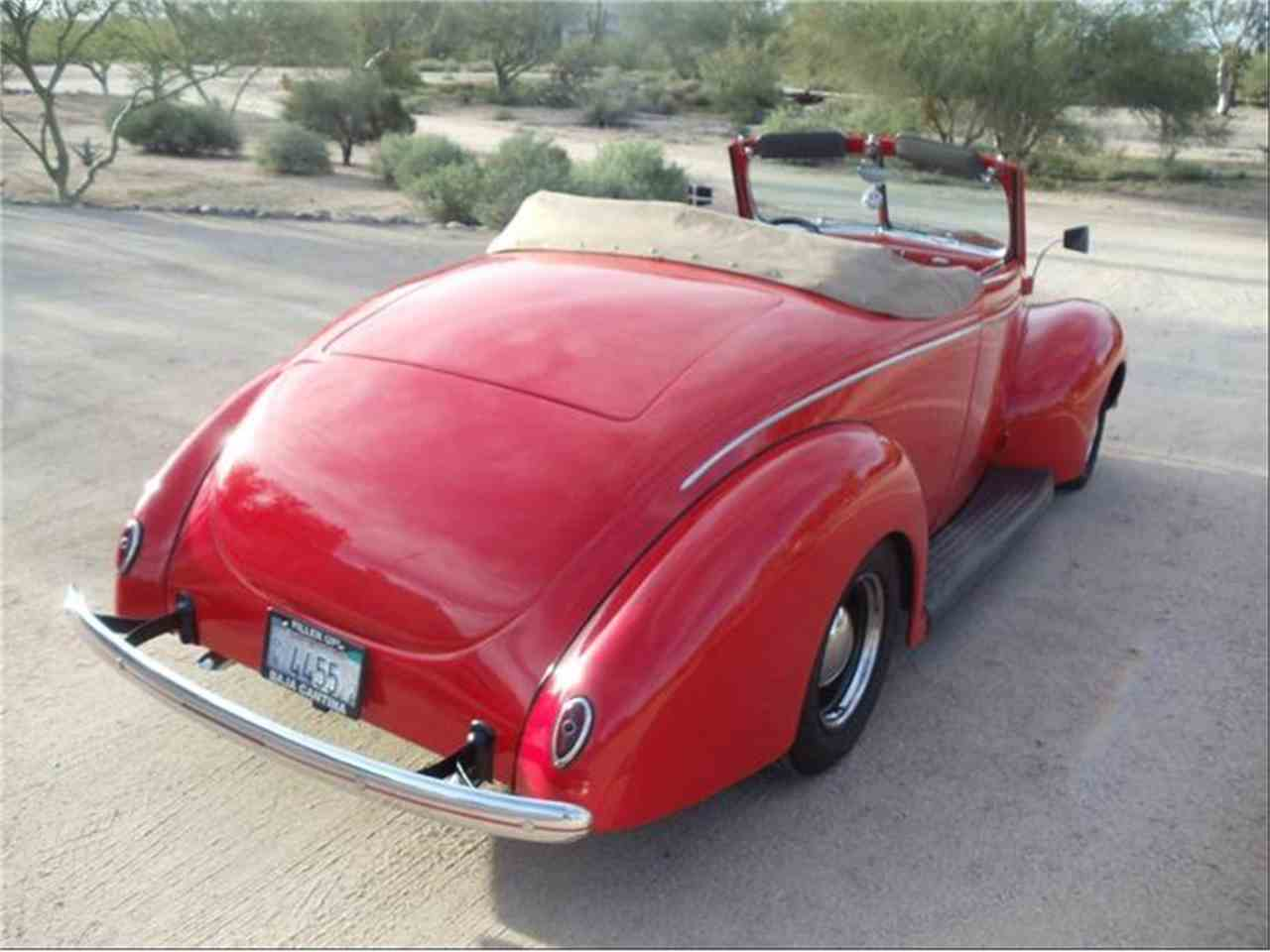 Large Picture of '39 Roadster - GPN5