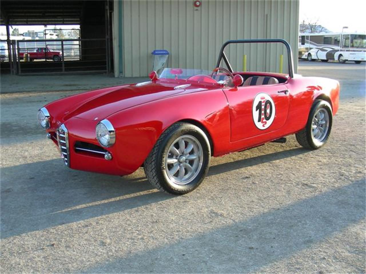 Large Picture of Classic 1962 Alfa Romeo Giulietta Spider - $31,995.00 Offered by a Private Seller - GPOR