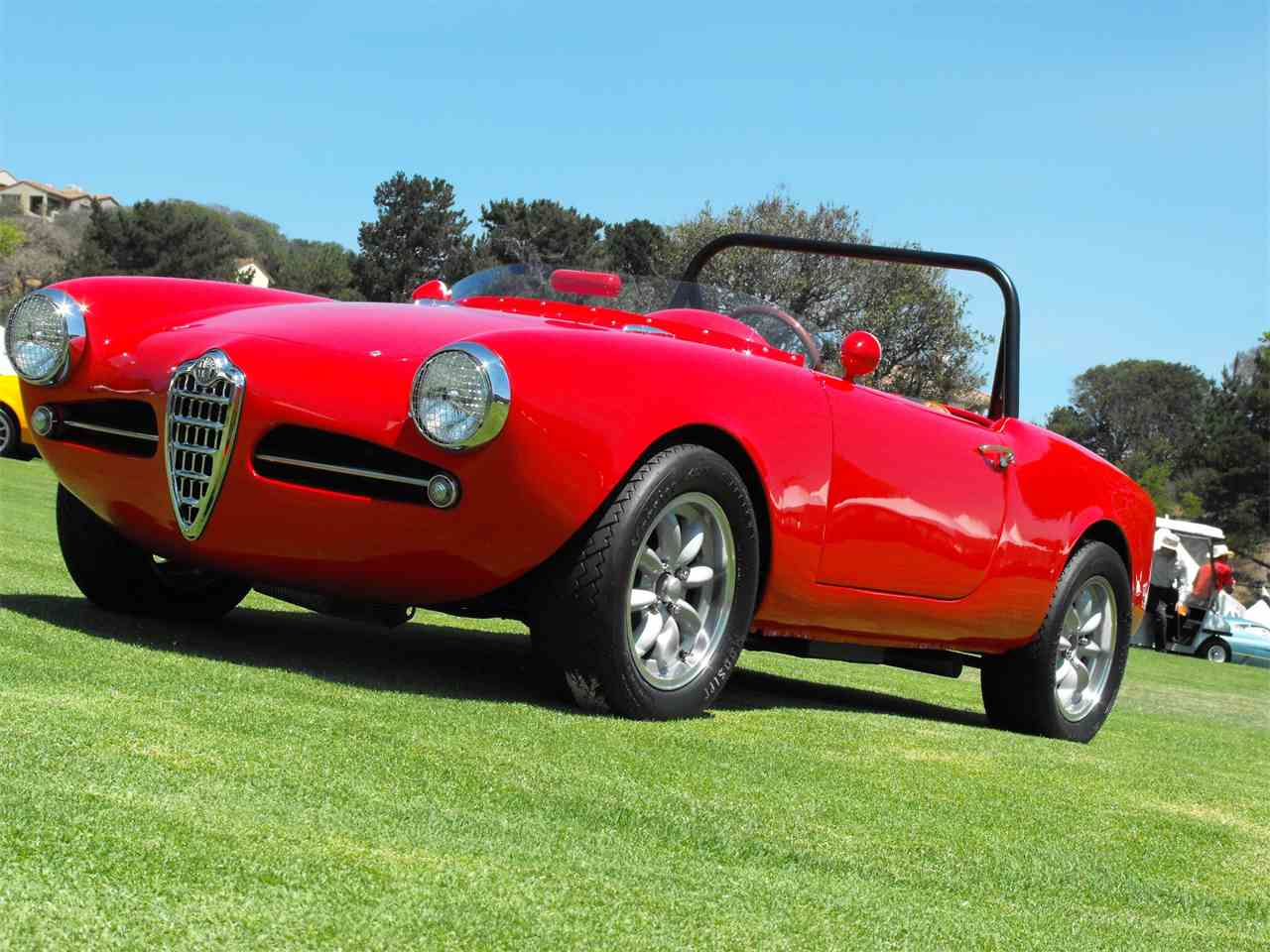 Large Picture of '62 Giulietta Spider - GPOR