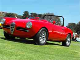 Picture of '62 Giulietta Spider - GPOR