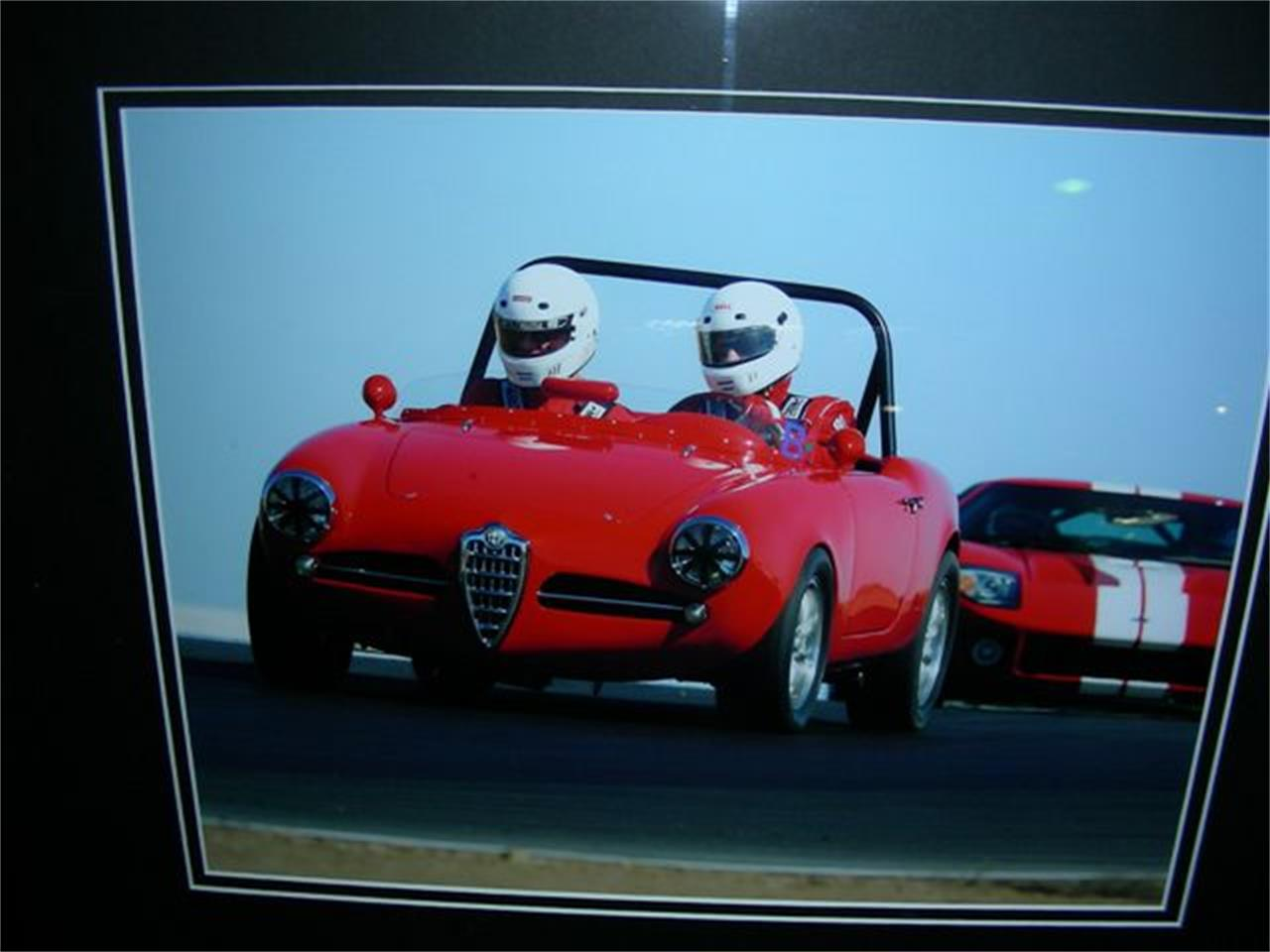 Large Picture of 1962 Alfa Romeo Giulietta Spider Offered by a Private Seller - GPOR