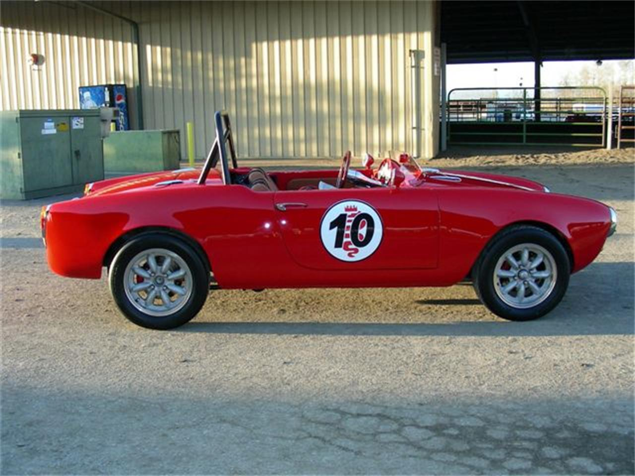 Large Picture of Classic '62 Giulietta Spider Offered by a Private Seller - GPOR