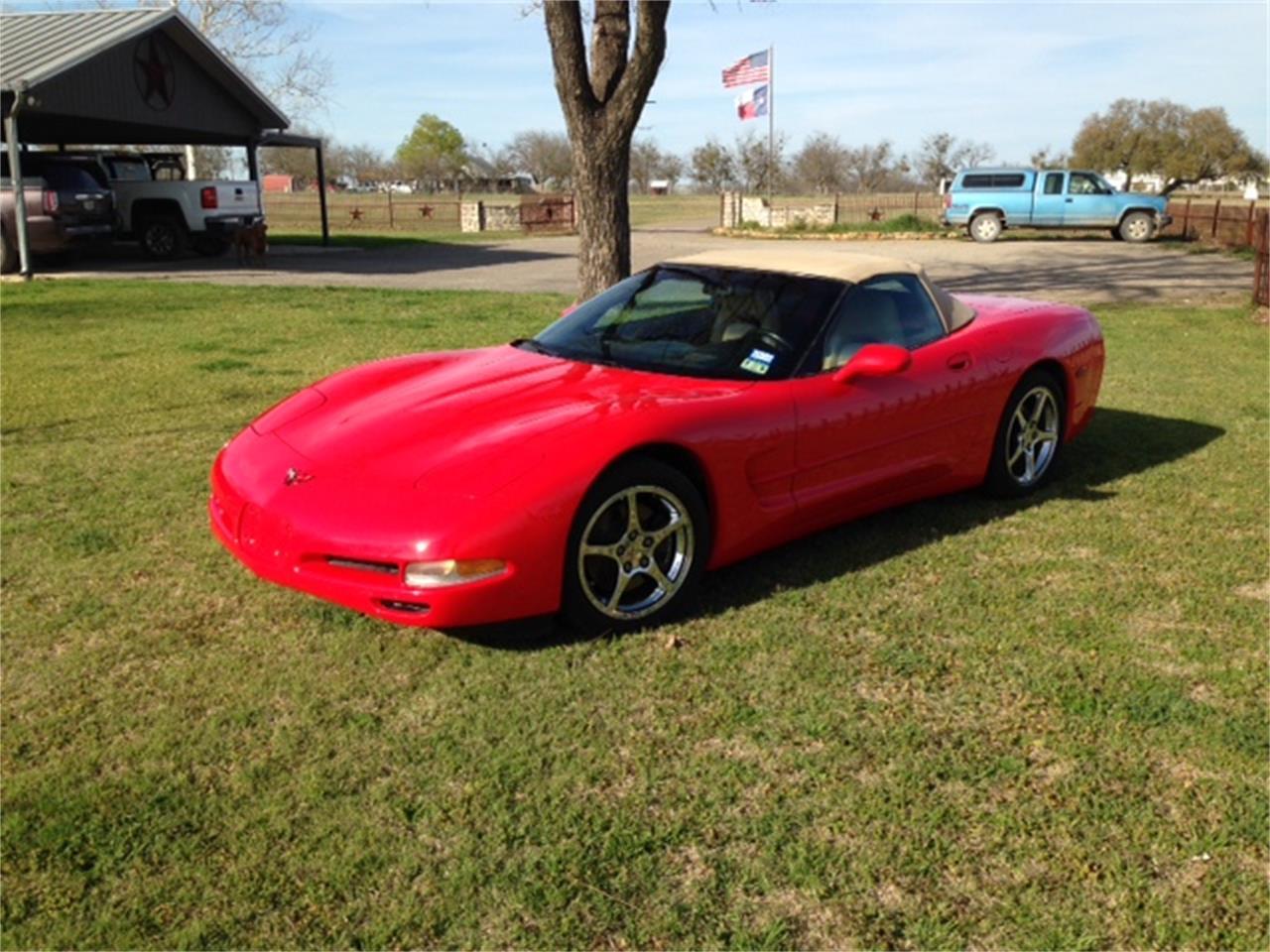 Large Picture of 2000 Corvette located in Hamilton Texas - $16,950.00 Offered by a Private Seller - GPTJ