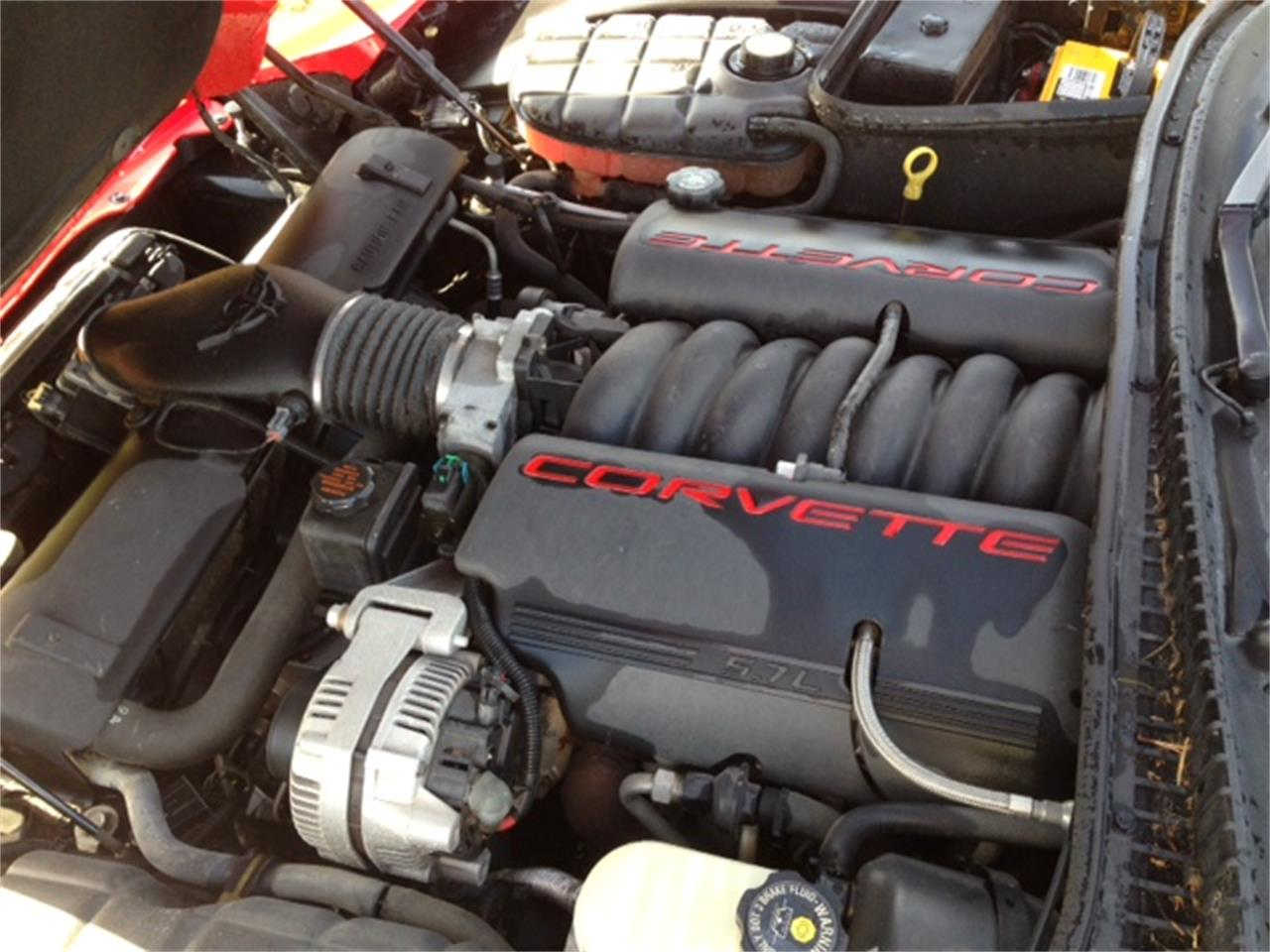 Large Picture of 2000 Chevrolet Corvette located in Hamilton Texas Offered by a Private Seller - GPTJ