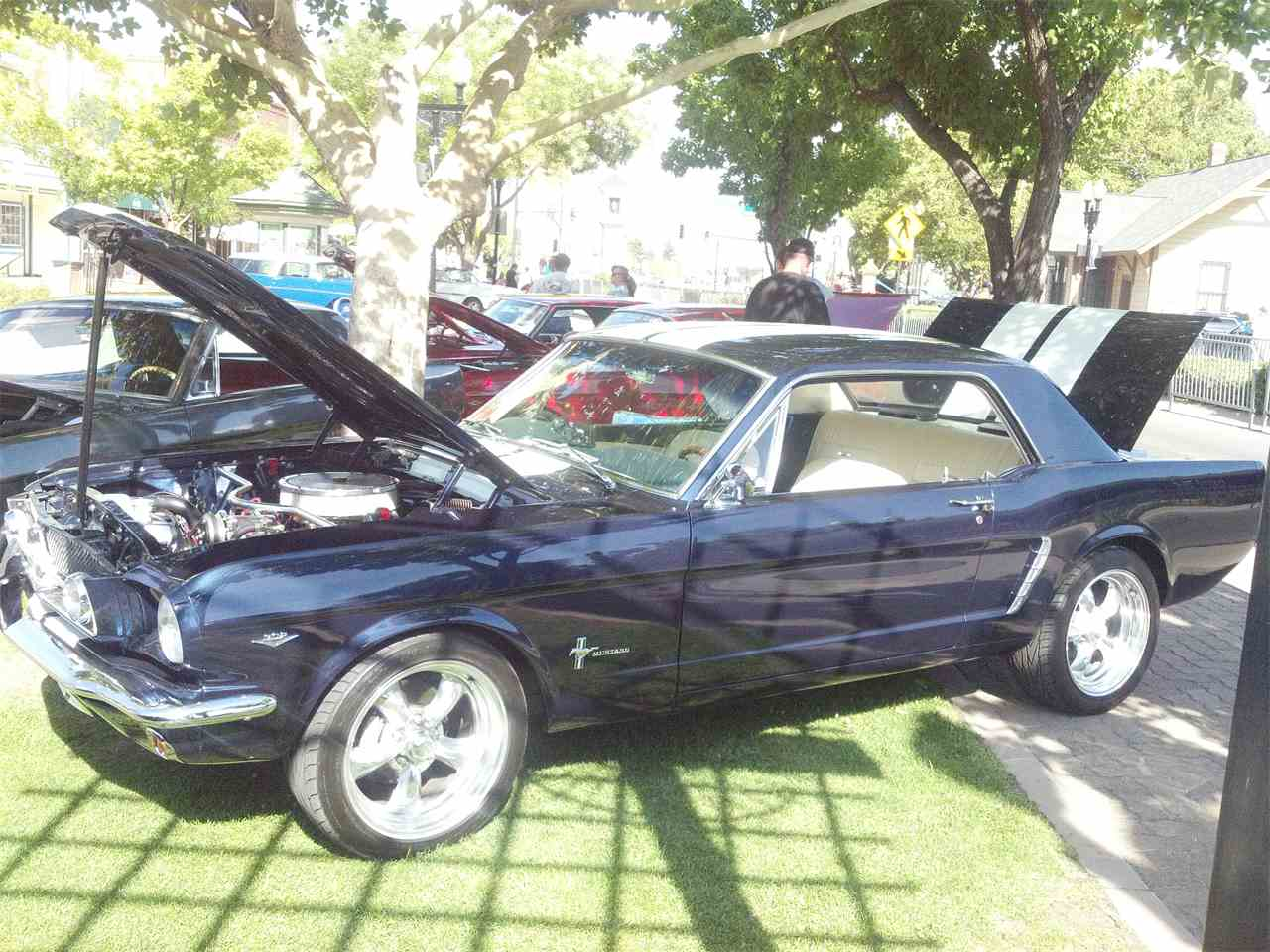 1965 ford mustang for sale cc 779980. Black Bedroom Furniture Sets. Home Design Ideas