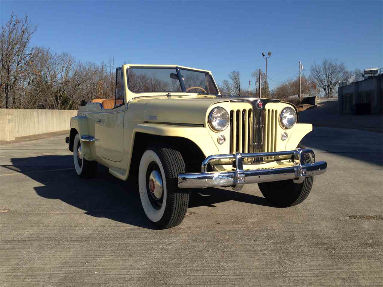 Large Picture of '49 Jeepster - GPZA