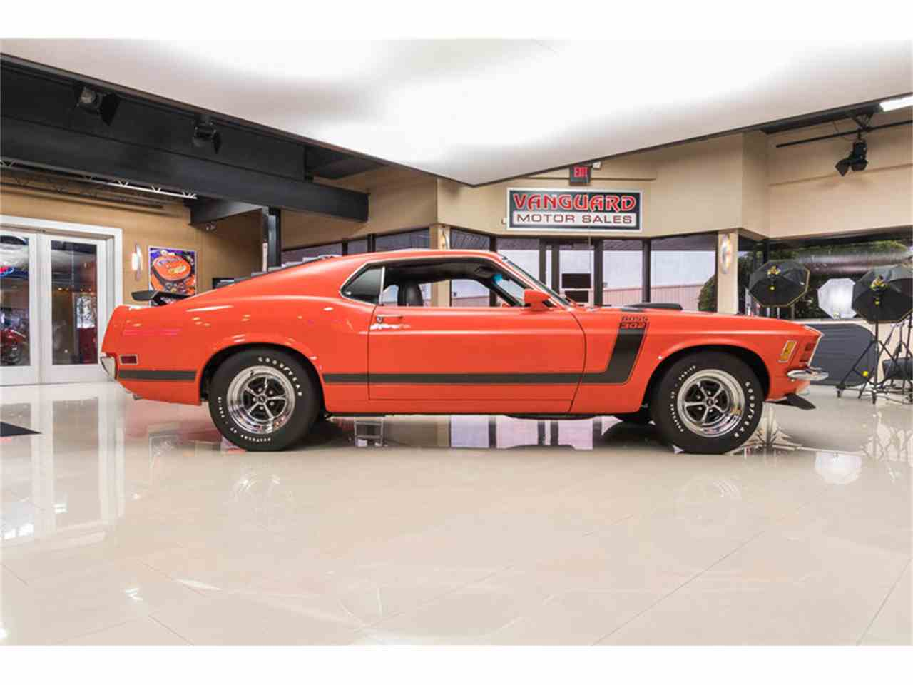 Large Picture of Classic 1970 Mustang located in Michigan - $89,900.00 Offered by Vanguard Motor Sales - GR9E
