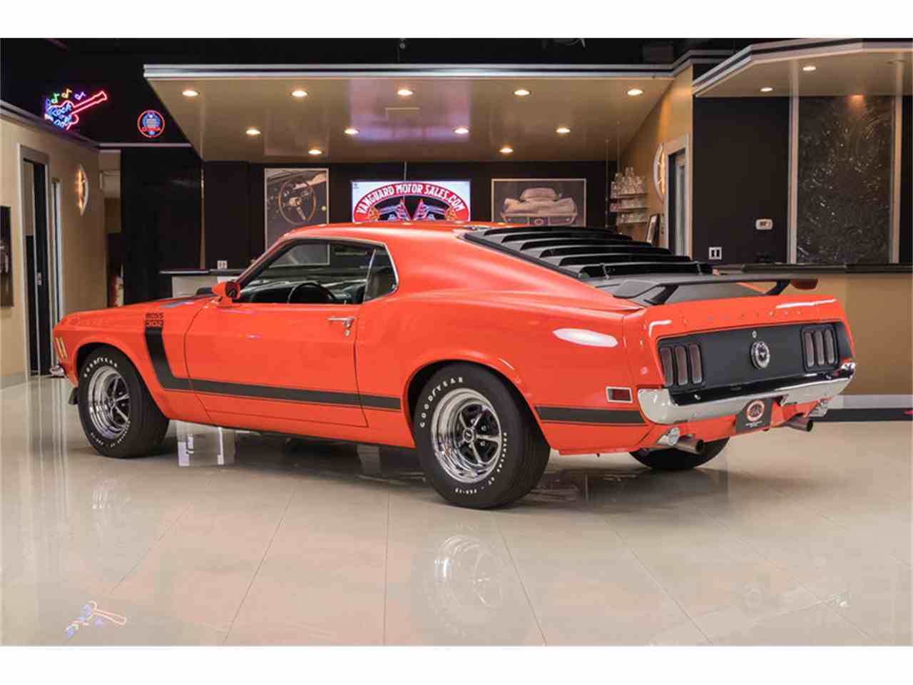 Large Picture of Classic '70 Mustang located in Michigan - $89,900.00 - GR9E