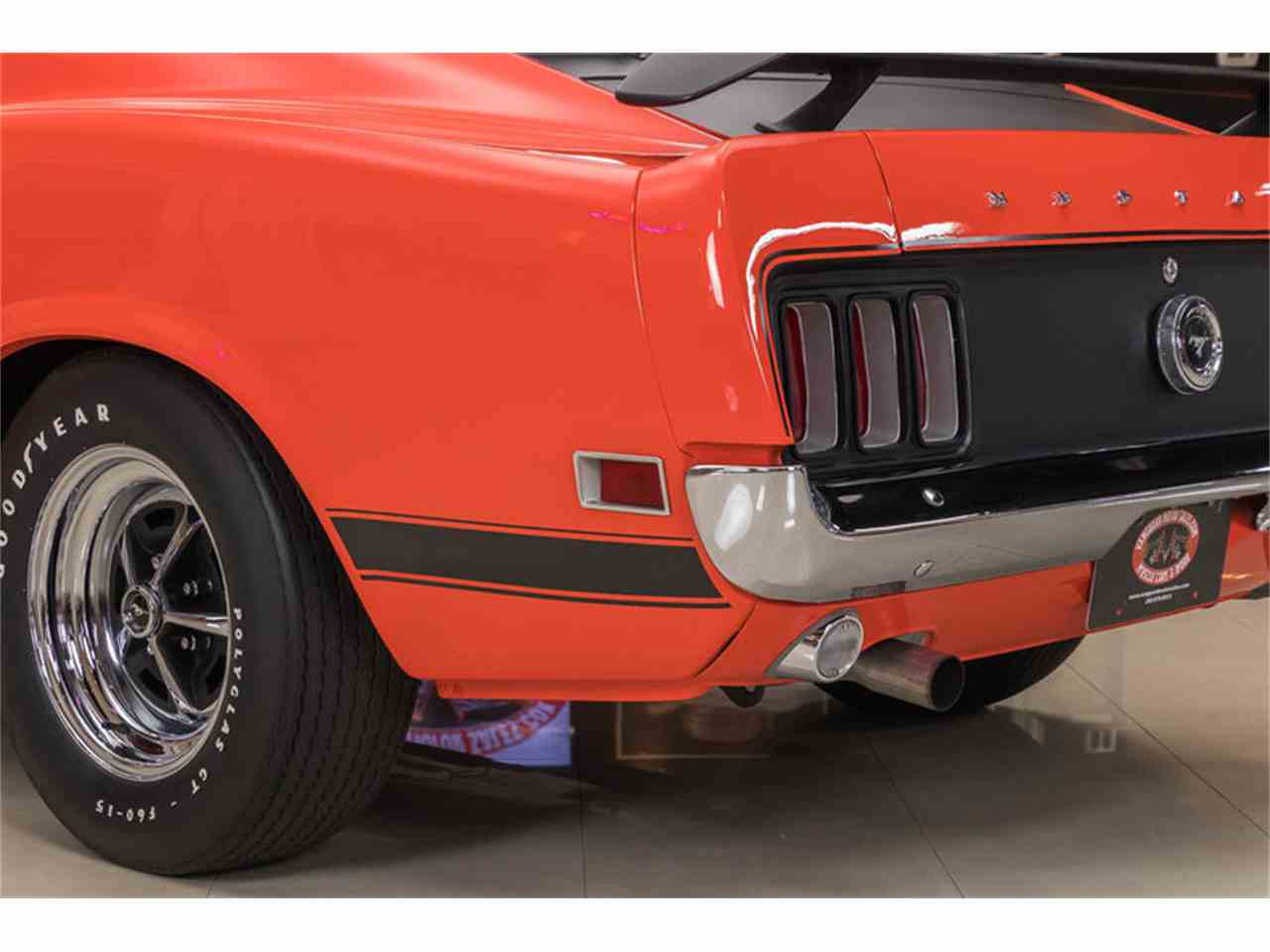 Large Picture of Classic 1970 Mustang located in Michigan Offered by Vanguard Motor Sales - GR9E