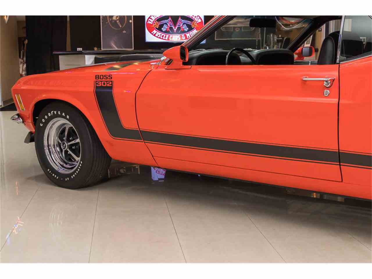 Large Picture of 1970 Ford Mustang located in Michigan Offered by Vanguard Motor Sales - GR9E