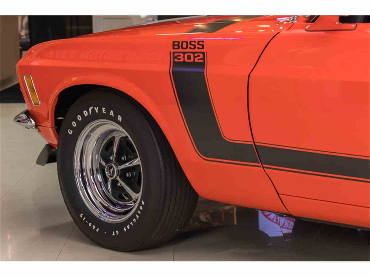 Large Picture of Classic 1970 Mustang Offered by Vanguard Motor Sales - GR9E