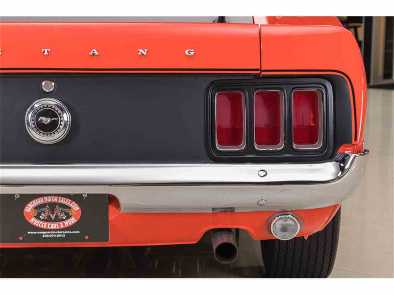 Large Picture of Classic 1970 Ford Mustang located in Michigan - GR9E