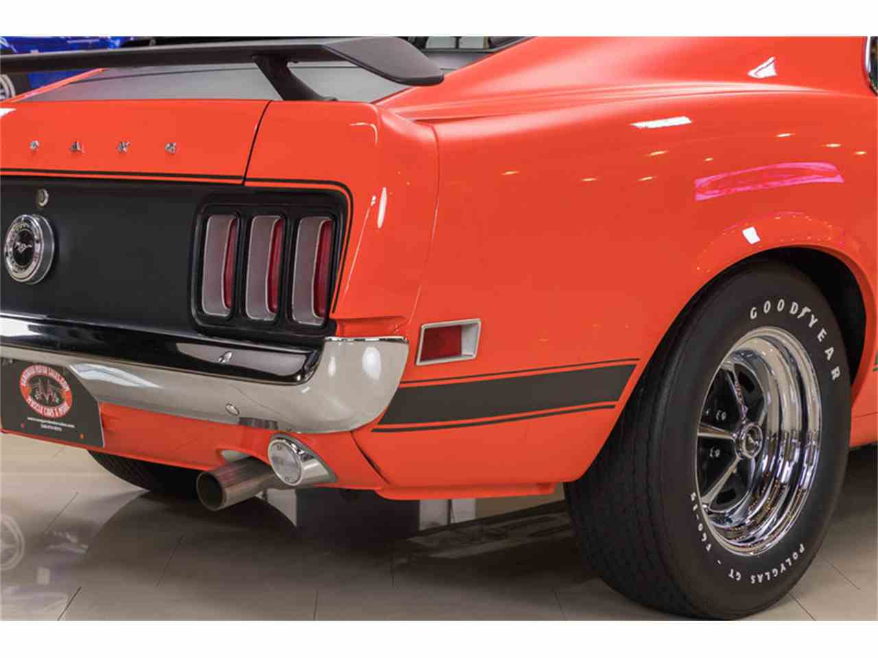 Large Picture of Classic '70 Mustang located in Plymouth Michigan - $89,900.00 Offered by Vanguard Motor Sales - GR9E