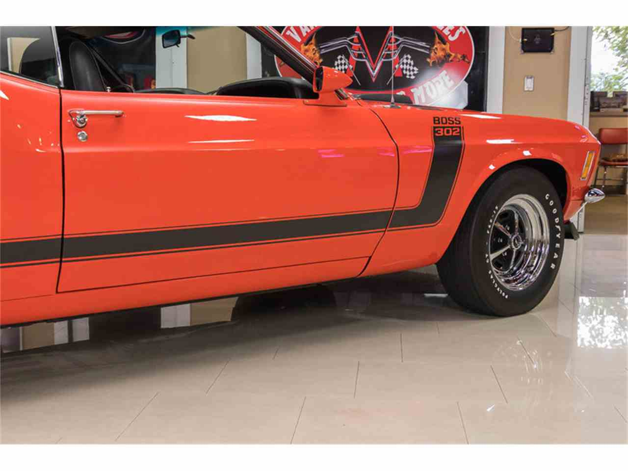Large Picture of Classic '70 Mustang located in Plymouth Michigan - GR9E