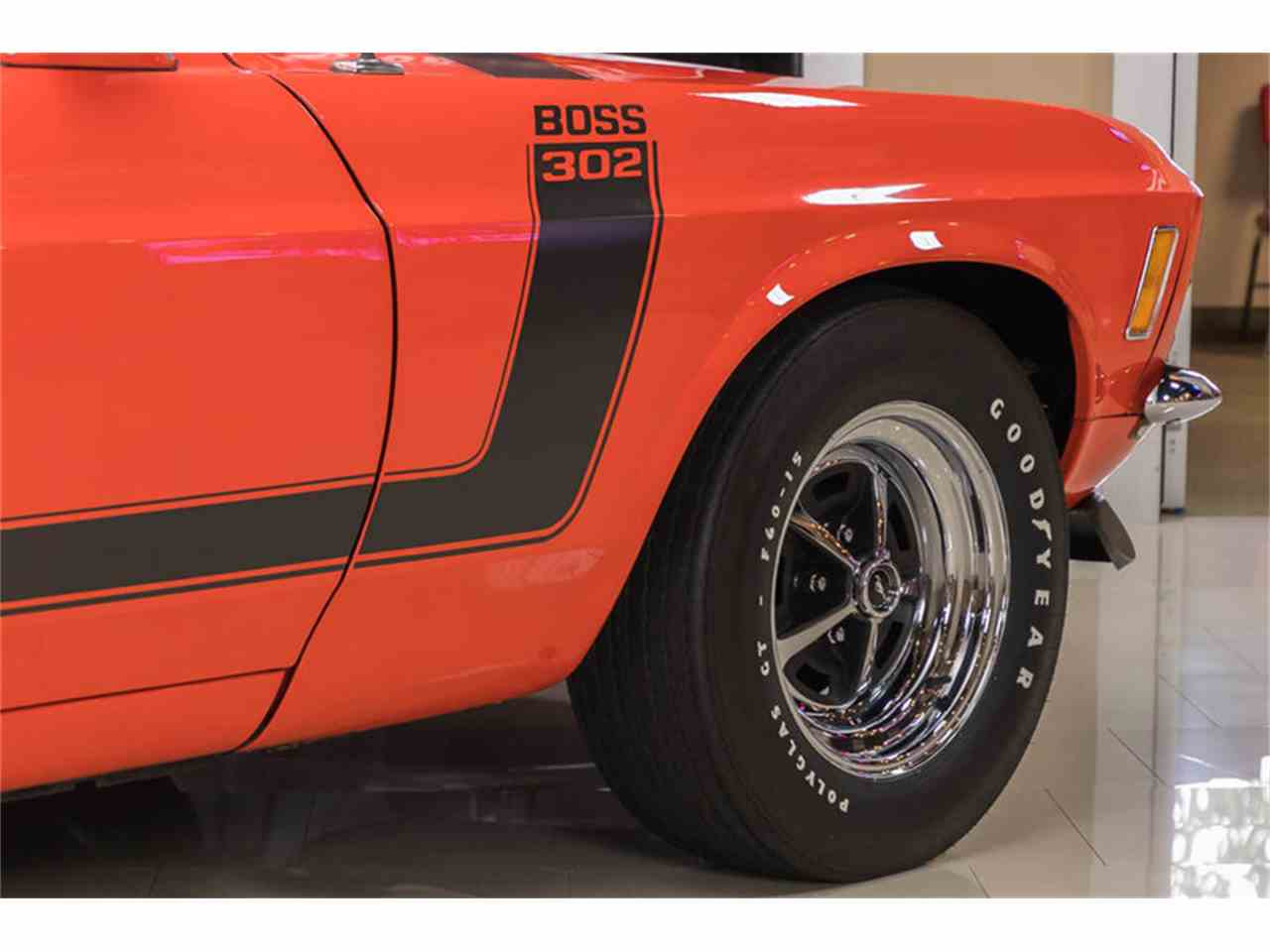 Large Picture of Classic '70 Mustang located in Michigan - $89,900.00 Offered by Vanguard Motor Sales - GR9E