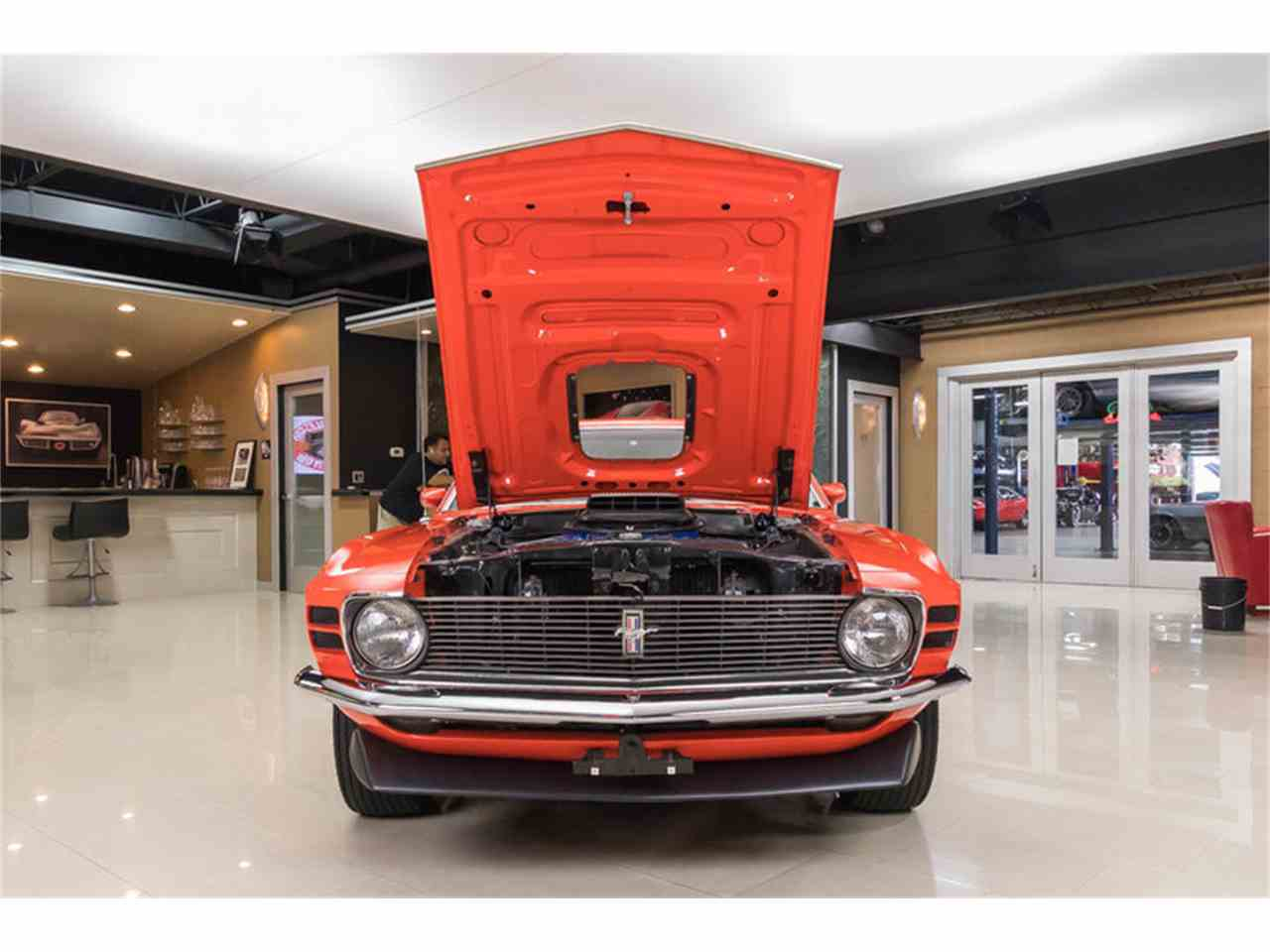 Large Picture of 1970 Ford Mustang located in Plymouth Michigan - $89,900.00 - GR9E