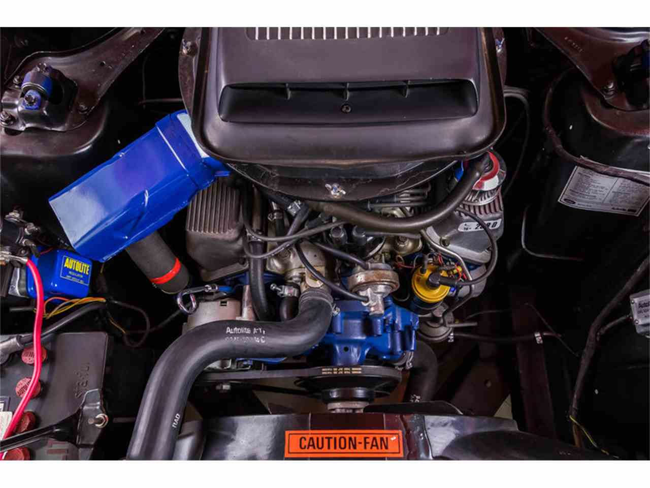 Large Picture of 1970 Ford Mustang Offered by Vanguard Motor Sales - GR9E