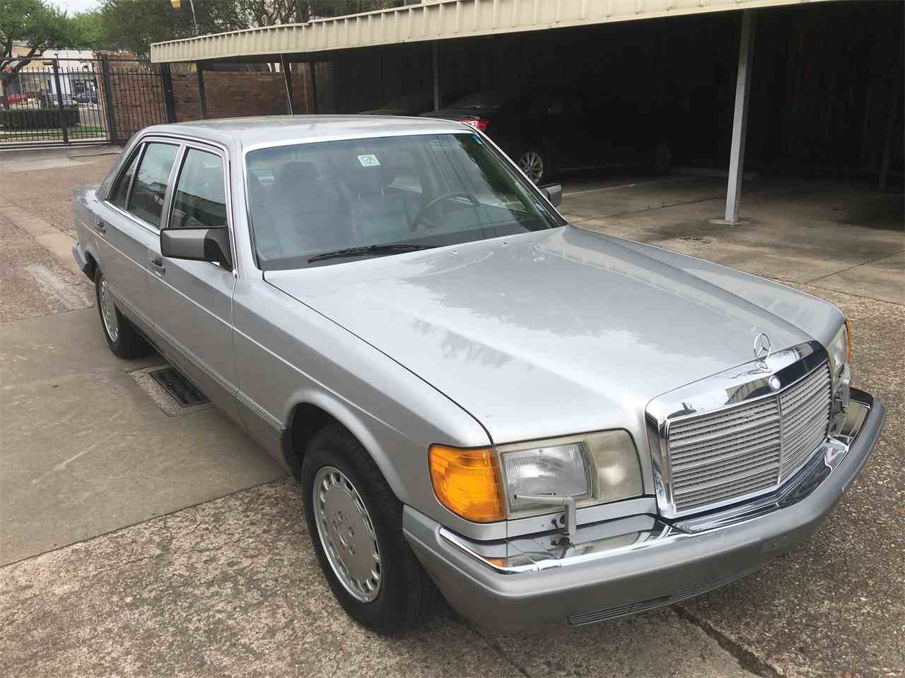 Large Picture of '90 560SEL - GPZW