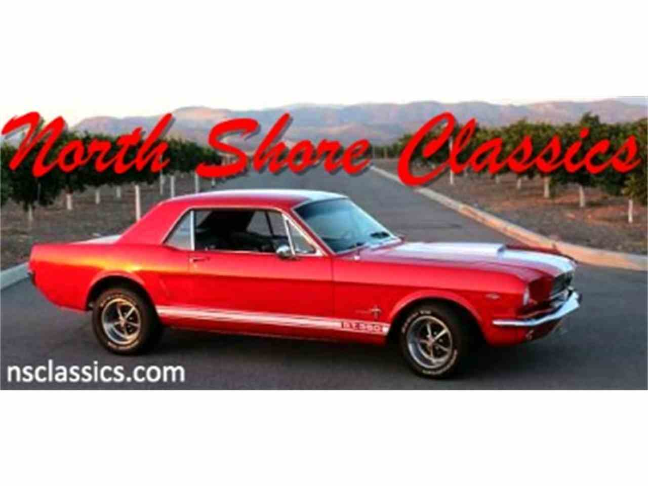 Large Picture of '66 Mustang - GRC8