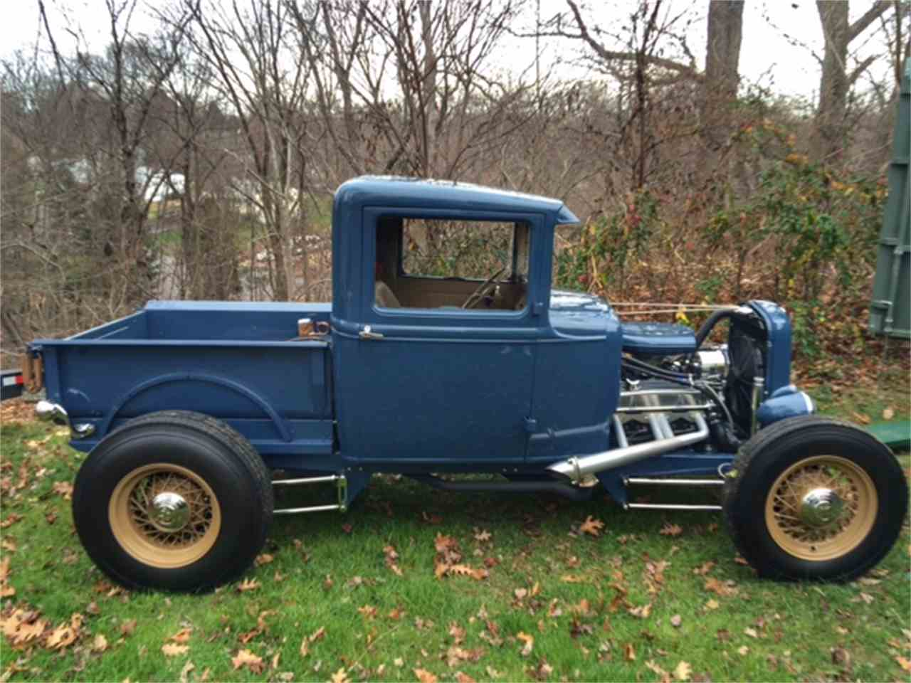 Large Picture of '31 Model A Pickup - GRDX