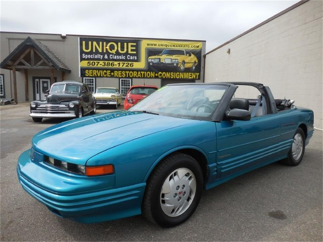 Large Picture Of 92 Cutlass Supreme