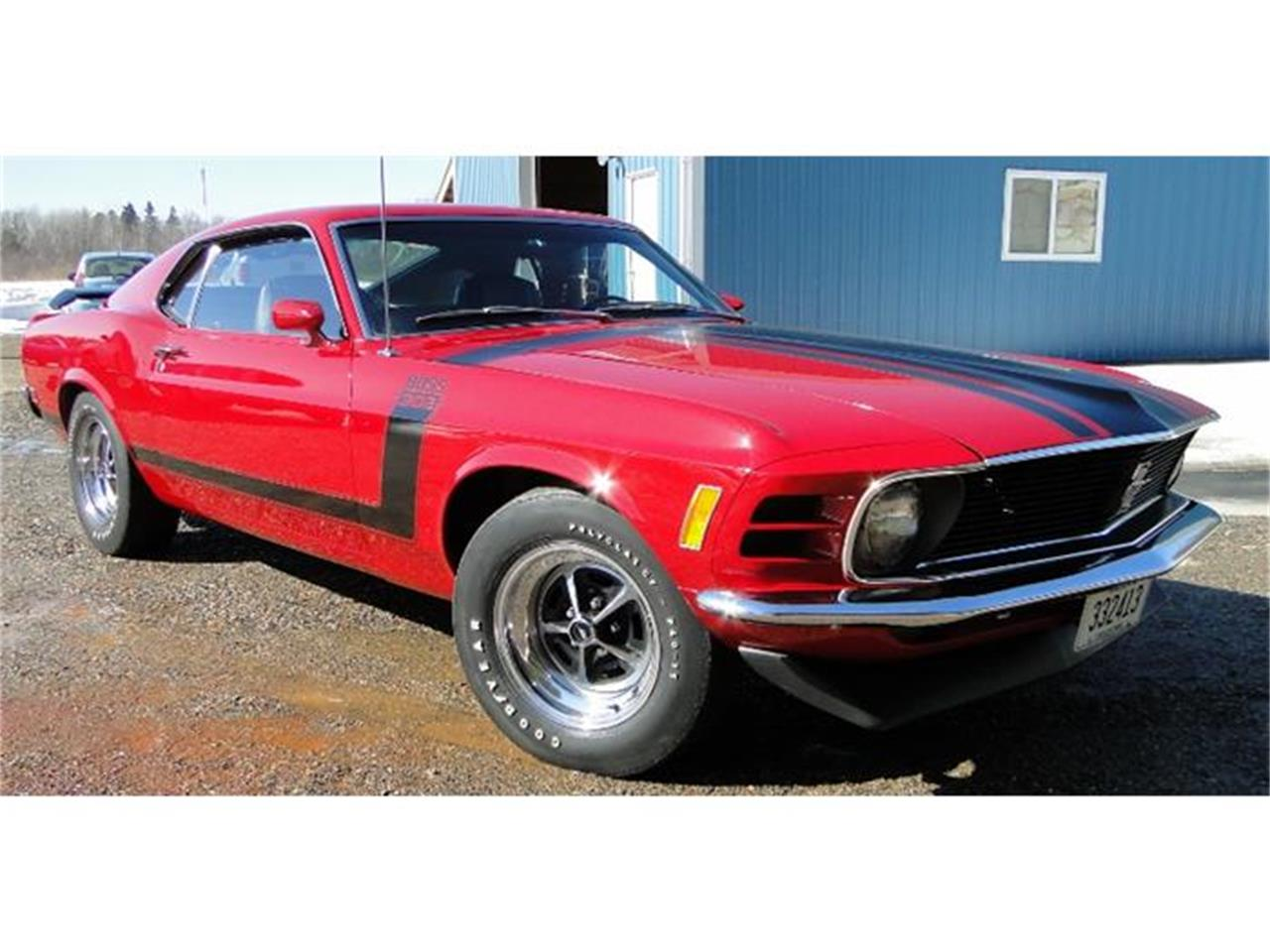 Large Picture of '70 Mustang - GRHZ