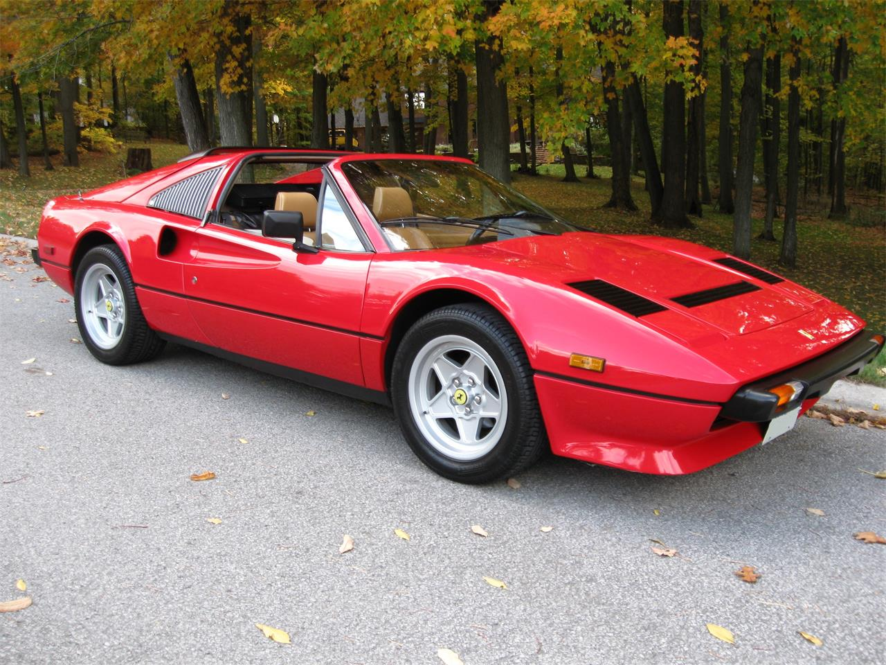 Car Dealers Toronto >> 1985 Ferrari 308 GTS quattrovalvole for Sale | ClassicCars ...