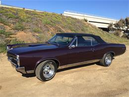 Picture of 1967 Pontiac GTO located in Vista California Offered by a Private Seller - GSLJ