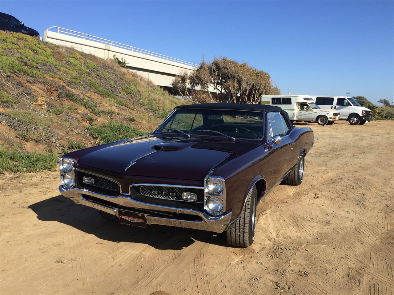 Large Picture of Classic 1967 Pontiac GTO - GSLJ