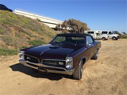 Picture of Classic 1967 Pontiac GTO located in Vista California - $79,000.00 - GSLJ