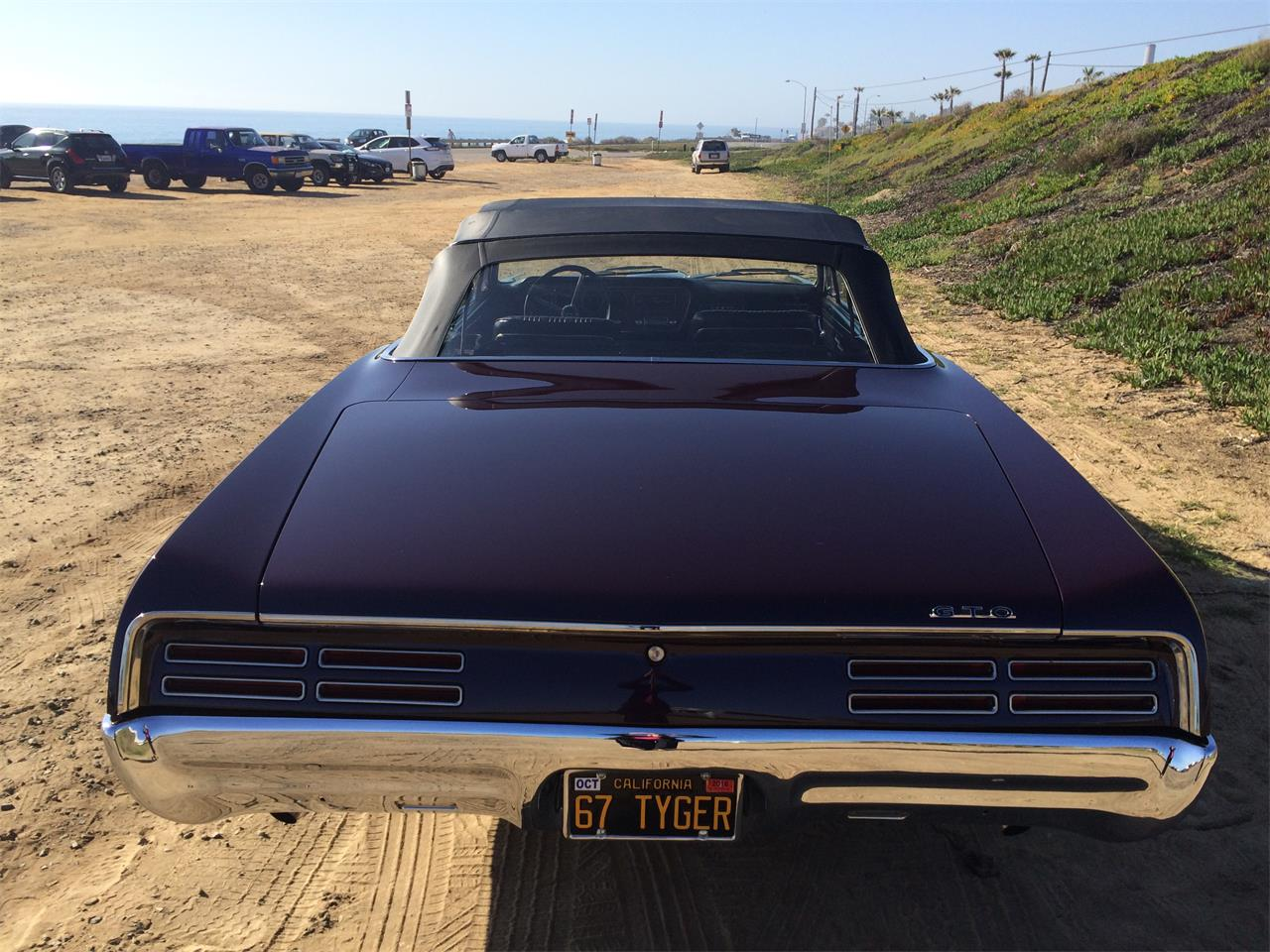 Large Picture of 1967 Pontiac GTO - $79,000.00 Offered by a Private Seller - GSLJ