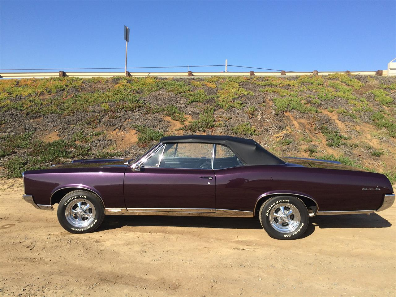 Large Picture of 1967 Pontiac GTO located in Vista California Offered by a Private Seller - GSLJ