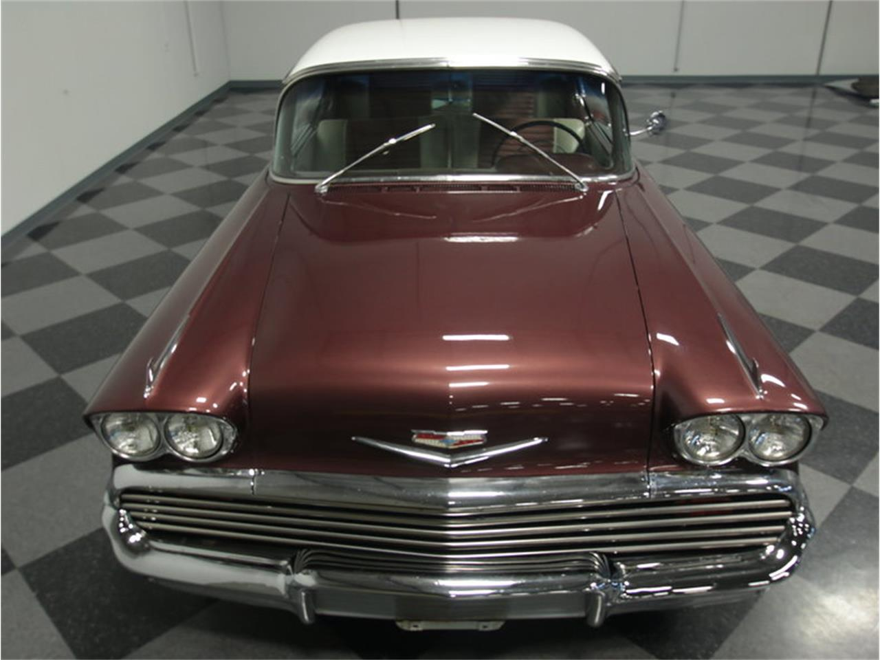 Large Picture of Classic '58 Bel Air located in Lithia Springs Georgia Offered by Streetside Classics - Atlanta - GQ7T