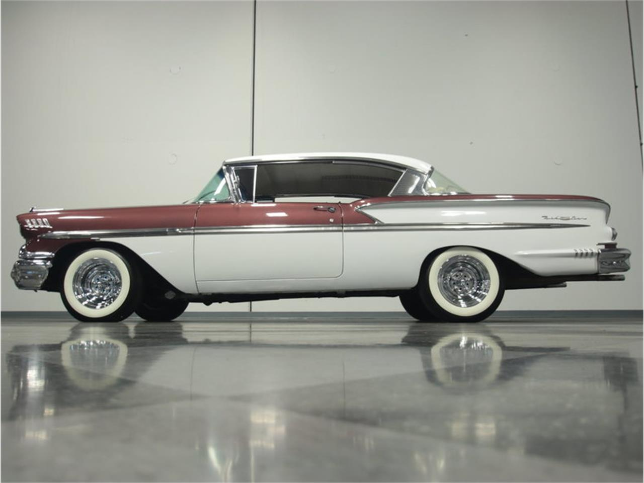 Large Picture of 1958 Chevrolet Bel Air located in Georgia - GQ7T