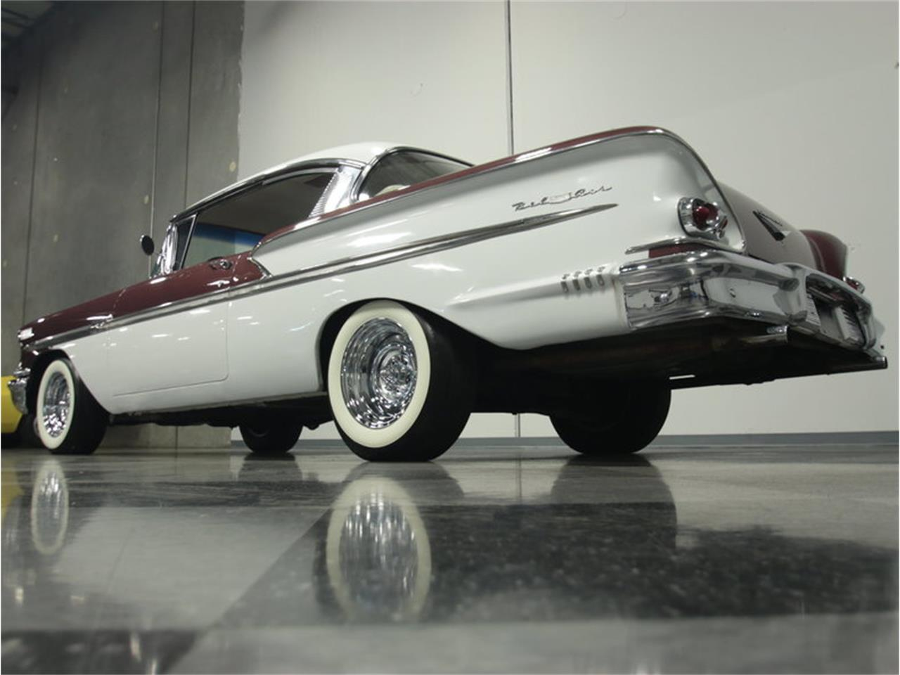 Large Picture of Classic 1958 Bel Air - $24,995.00 Offered by Streetside Classics - Atlanta - GQ7T