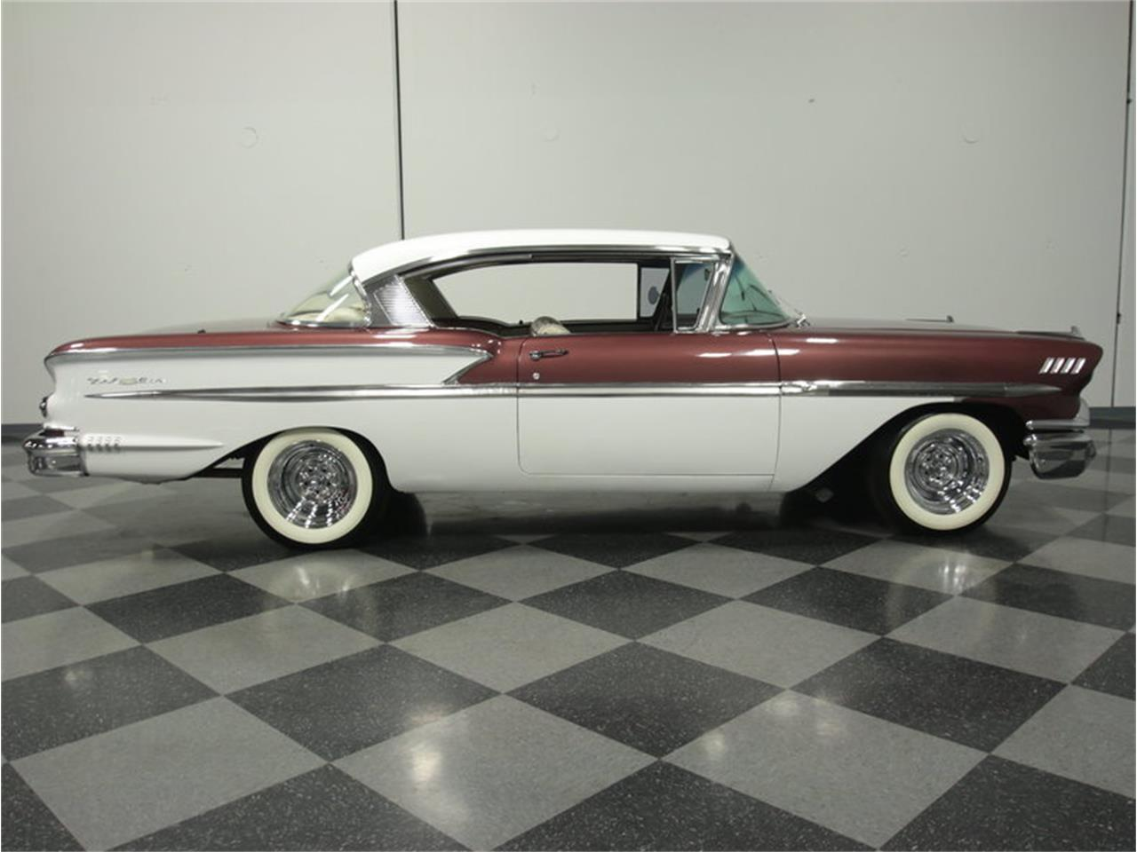 Large Picture of Classic 1958 Chevrolet Bel Air - GQ7T