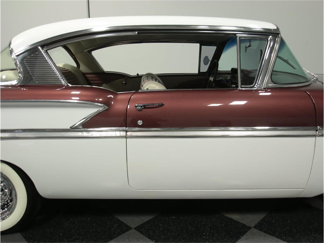 Large Picture of Classic 1958 Chevrolet Bel Air located in Georgia - $24,995.00 - GQ7T