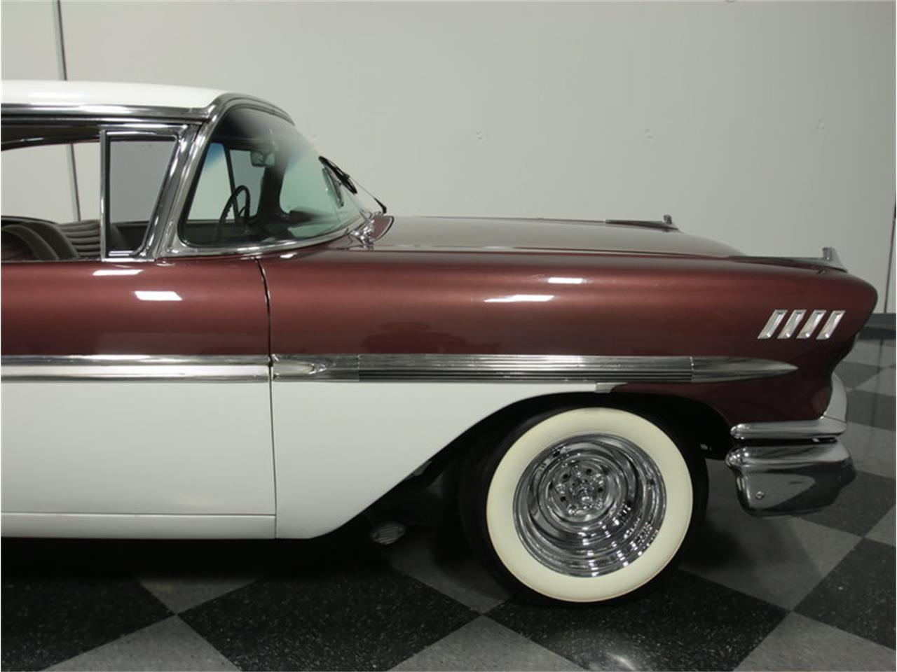 Large Picture of Classic 1958 Bel Air Offered by Streetside Classics - Atlanta - GQ7T