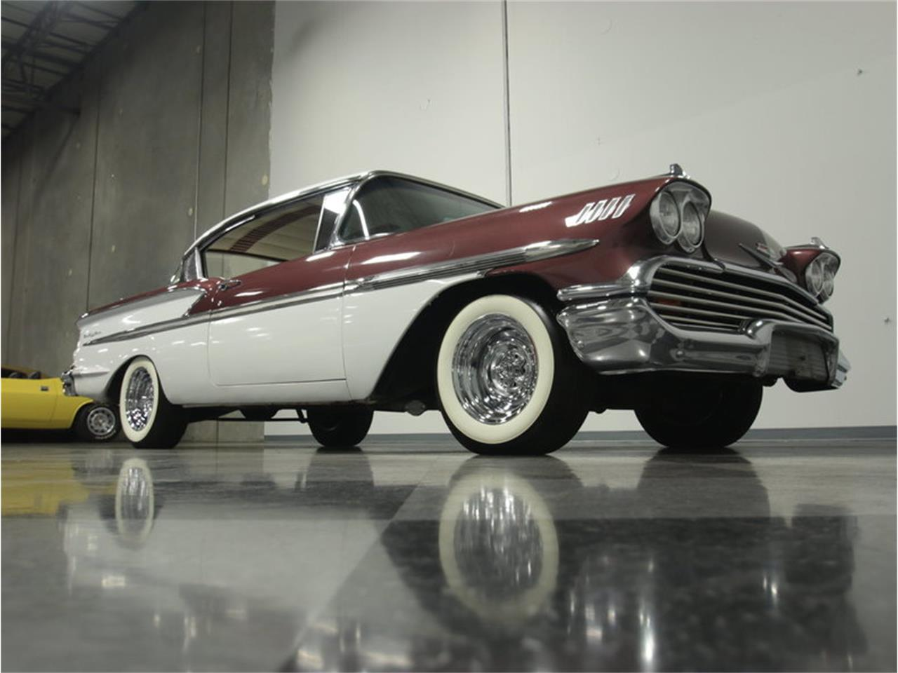 Large Picture of 1958 Chevrolet Bel Air located in Georgia - $24,995.00 Offered by Streetside Classics - Atlanta - GQ7T
