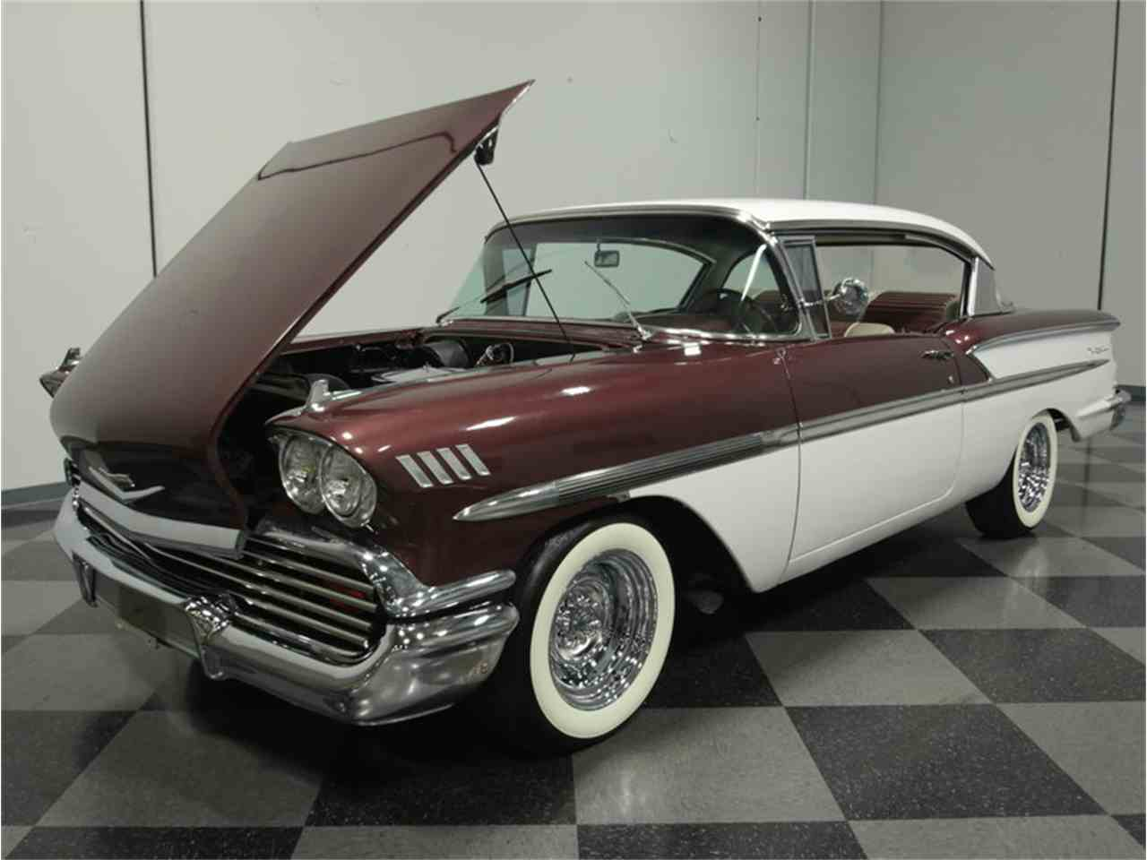 Large Picture of '58 Bel Air - GQ7T