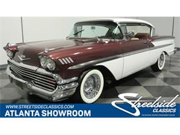 Picture of Classic 1958 Chevrolet Bel Air located in Lithia Springs Georgia - $24,995.00 Offered by Streetside Classics - Atlanta - GQ7T