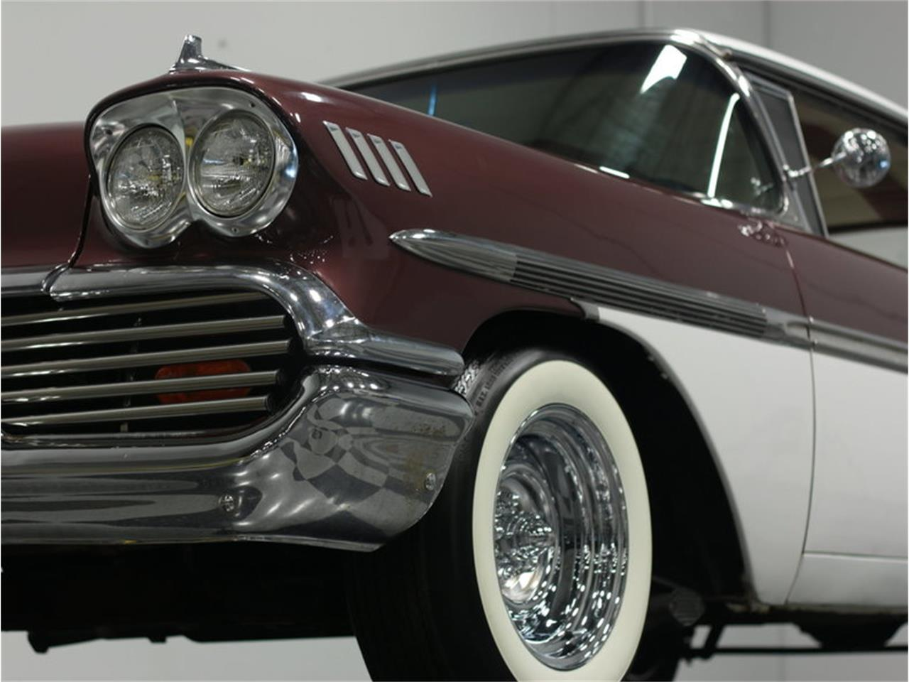 Large Picture of Classic 1958 Bel Air located in Georgia - $24,995.00 Offered by Streetside Classics - Atlanta - GQ7T