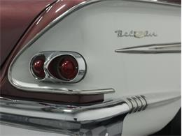 Picture of 1958 Chevrolet Bel Air - $24,995.00 Offered by Streetside Classics - Atlanta - GQ7T