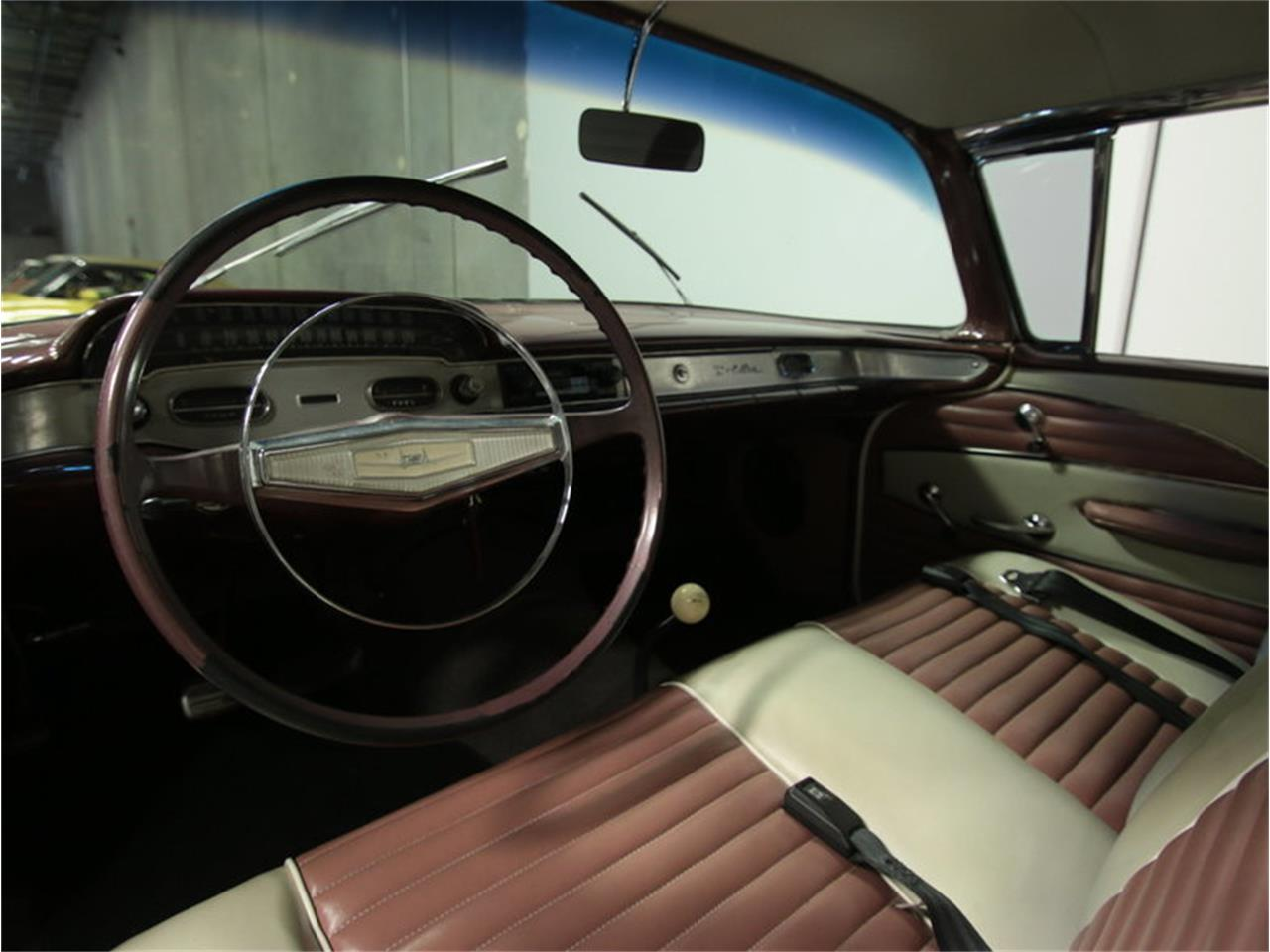 Large Picture of Classic 1958 Bel Air located in Georgia Offered by Streetside Classics - Atlanta - GQ7T