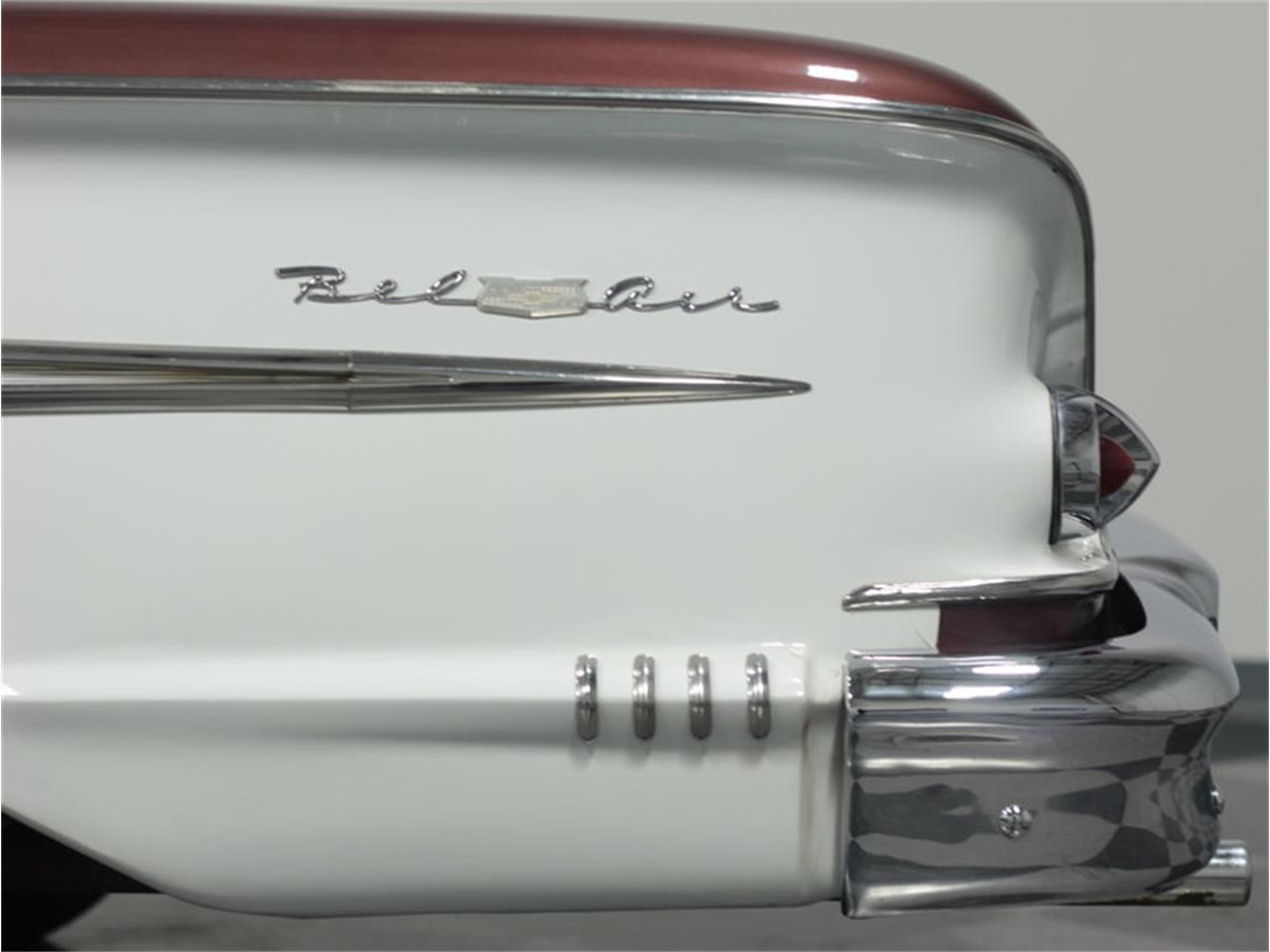 Large Picture of Classic '58 Bel Air Offered by Streetside Classics - Atlanta - GQ7T