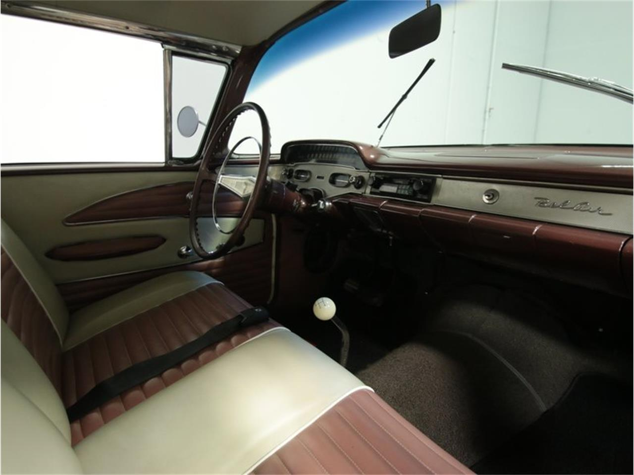 Large Picture of 1958 Chevrolet Bel Air located in Georgia - $19,995.00 Offered by Streetside Classics - Atlanta - GQ7T